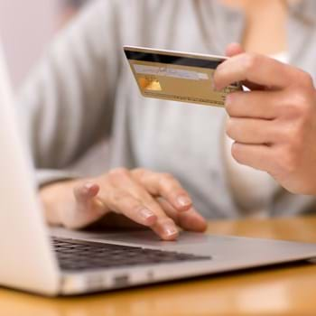 Shop Online Credit Card