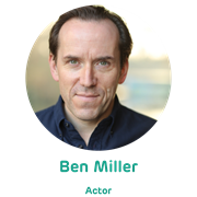 Ben Miller, Actor | Place2Be