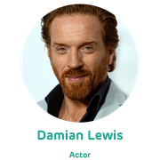 Damian Lewis, Actor | Place2Be