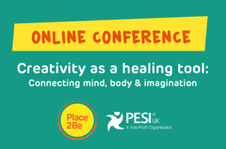 Online conference: Creativity as a healing tool, connecting mind, body and imagination