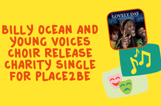 Billy Ocean and Young Voices choir release charity single for Place2Be