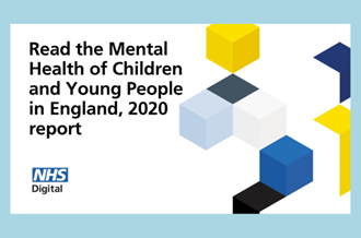 Read the mental health of the children and young people in England, 2020 report