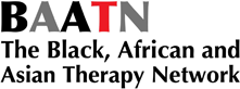 The Black, African and Asian Therapy Network logo