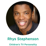 Rhys Stephenson, Children's TV Personality | Place2Be