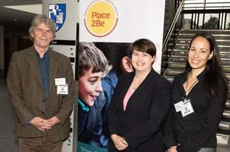 Ruth Davidson Place2be School Visit Mental Health