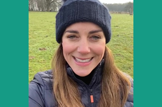 Our Royal Patron, the Duchess of Cambridge